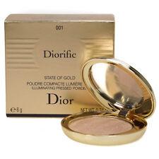Diorific State Of Gold Illuminating Face Powder 001 Luxurious Beige Damaged Box