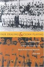 Fair Dealing and Clean Playing: The Hilldale Club and the Development of Black P