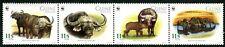 303 - Guinea Bissau - WWF - Animals - MNH Set