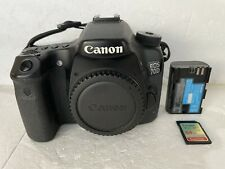 Canon EOS 70D 20.2MP Digital SLR Camera Body 9% Shutter clicks Excellent Cond