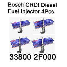 33800 2F000 Refurbished Diesel CRDI Fuel Injector 4Pcs for Hyundai ix35 Sportage
