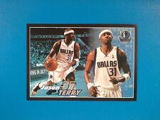 2009-10 Panini NBA Basketball n.319 Jason Terry Dallas Mavericks