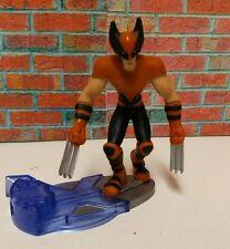 Burger King X-Men Evolution Wolverine figure and stand