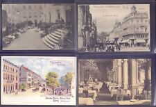 Nice Lot of 105 Belgian postcards 48 scanned nice selection   (JL1)