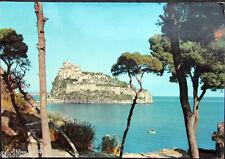 1960 ISCHIA PONTE il Castello Aragonese - edizioni Casa del Giornale