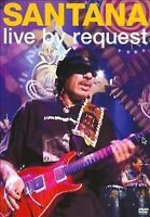 Live by Request by Santana (DVD, Dec-2005, Sony BMG) PLATINUM COLLECTION