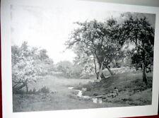 Alfred William Parsons, English landscape painter and garden designer, 2V
