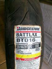 Bridgestone Battlax BT 016 Hypersport 120/60ZR17 55W wurde noch nie montiert