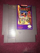 CHIP N DALE RESCUE RANGERS CLASSIC NINTENDO GAME ORIGINAL Rare NTSC U/C