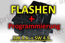 BMW 3er E46 FLASHEN + Programmierung vom LSZ inkl. Codierung (LESEN)