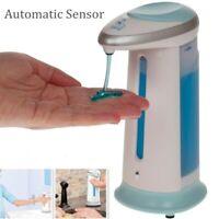 Nuevo 400ml Manos libres automático Sensor Infrarrojo Touchless dispensador de jabón líquido ABS CE