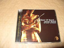Best of Bond... James Bond (2012) 2 cd Excellent condition