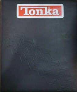 TONKA 1995 Design Manual HASBRO INC. Brand Advertising Identity Sign Binder pack