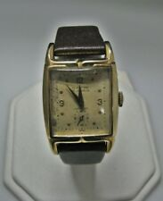 H088 Gorgeous Orvin Mechanical Hand Wind Watch with Second Sub-Dial from 1960s