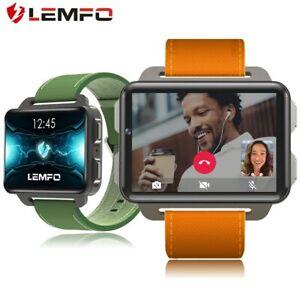 LEM4pro Android Smart Watch Phone 1GB 16GB 1200 Mah Battery  Camera