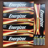 X 50 Energizer Aa Industrial Pilas Alcalinas 1.5vV LR6 MN1500 Caducan 12-2027