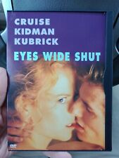 Eyes Wide Shut (2000,Dvd) Authentic Us Release