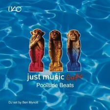 Just Music Cafe Vol 3 - Various - Poolside Beats NEW CD