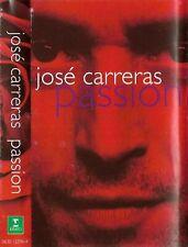 JOSE CARRERAS PASSION CASSETTE ALBUM  CLASSICAL OPERA