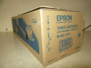 S050477 EPSON ACULASER C9200 TONER CARTRIDGE BLACK C13{S050477}