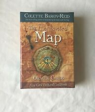 The Enchanted Map Oracle Cards deck