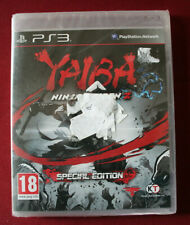 Jeu PS3, YAIBA Ninja Gaiden Z, PAL, neuf sous blister