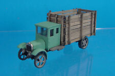 HO/HOn3 1/87 WISEMAN MODEL SERVICES OT5056 1926 WHITE PRODUCE TRUCK KIT