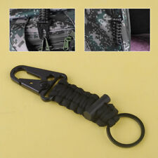 Lanyard Schlüsselband Schlüsselanhänger Karabiner Haken Outdoor Keychain Buckle