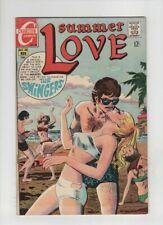 """SUMMER LOVE #48 Fine, """"The Swingers"""", Ernesto R Garcia cover & art, Charlton1968"""
