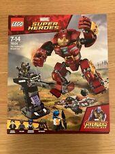 Lego Marvel Super Heroes Hulkbuster Smash-Up (76104) - Nuevo En Caja