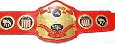 NWA United States Heavyweight Wrestling Championship Belt Adult Size