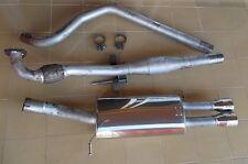 Milltek Sport Complete Exhaust System for Seat,Audi,Vw,Skoda 1.9 TDI VAG