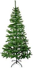 Sapins de Noël verts en métal