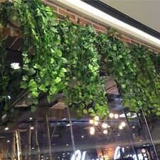 Ivy Green Leaf Vines Artificial Hangings Plants Home Outdoor Wall Decoration