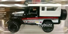 JOHNNY LIGHTNING 1:64 TOYOTA FJ LAND CRUISER 4X4 BAJA RACING TRD MIJO JLCP7044