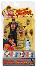 SOTA Toys Street Fighter Round 1 Evil Ryu Action Figure 2004