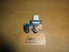 HP Probook 4520s, 4525s Laptop Audio Board & Ribbon Cable. P/N: 48.4GK04.011
