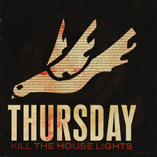 Thursday - Kill The House Lights 2 x LP + DVD - Victory Records - Sealed NEW DL