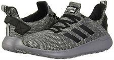 Adidas Originals Men's Cloudfoam Lite Racer BYD Running Shoes Grey Black New