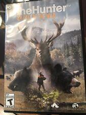 Hunter: Call of the Wild (PC, 2017)