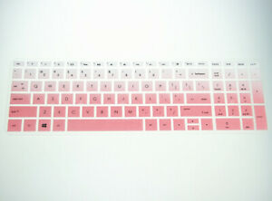 Keyboard High invisible Protector Skin Cover Fit For HP 15.6 inch BF Laptop PC