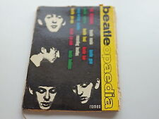 THE BEATLES  ORIGINAL 1964   BEATLEOPAEDIA   BY ROMEO MAGAZINE   MEGA RARE