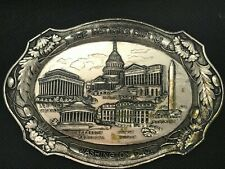 Washington DC vintage Enco ashtray Occupied Japan 2T388