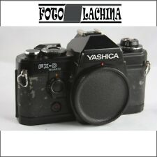 YASHICA FXD passo come fx3