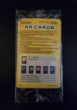 Nintendo 3DS Ar Card Set XL 3DS