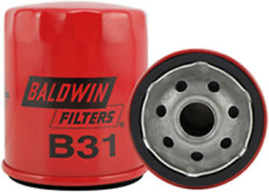Engine Oil Filter Baldwin B31