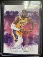LeBron James 2020/21 Panini Origins Basketball #66 LA Lakers Pink Variation