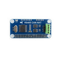 Long-distance Communication Allows Stable SPI RS485 CAN HAT For Raspberry Pi