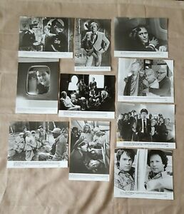 Twilight Zone The Movie Steven Spielberg Press kit lot of 10 different photos