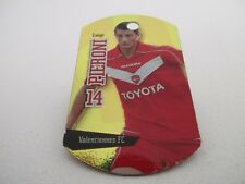 METAL TAGS Football LIGUE 1 France 2008 #172 - Luigi Pieroni Valenciennes FC